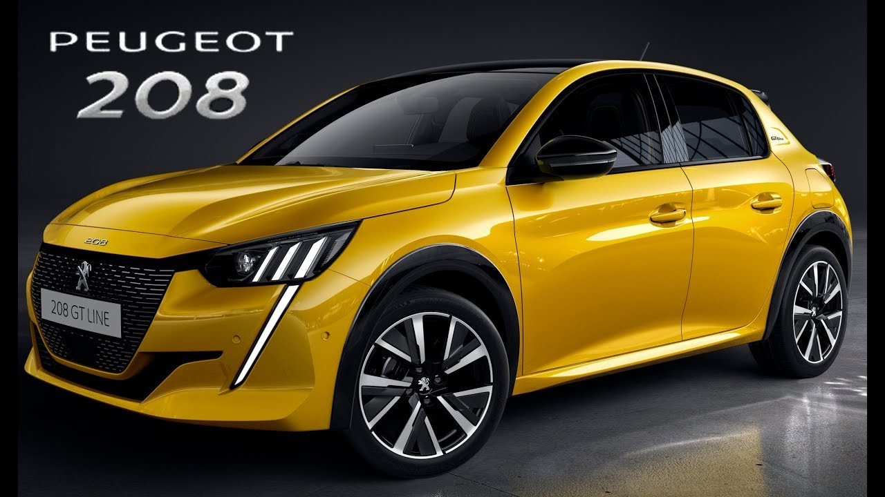 2020 Peugeot 208 French Supermini Ready To Rival Clio5 And