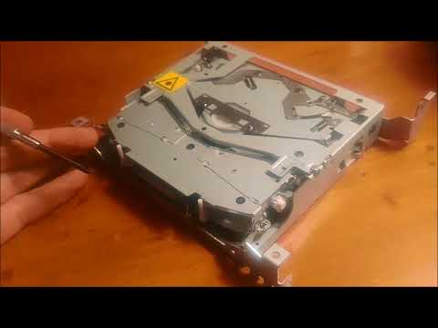 How To Fix A Car CD Player That Won't Load Or Eject Discs