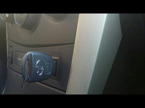 Установка USB и AUX на Toyota Corolla E-150
