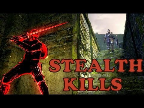 Dark Souls PVP - Top Ten Sneak Attacks (Week 5)