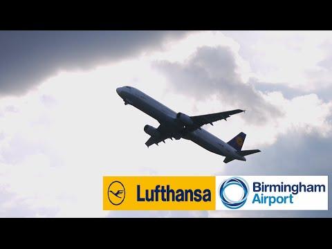 Lufthansa Flight 967 (BHX To Frankfurt)