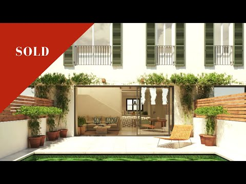 SPECTACULAR LUXURY TOWNHOUSE FOR SALE IN SON ESPANYOLET, PALMA DE MALLORCA