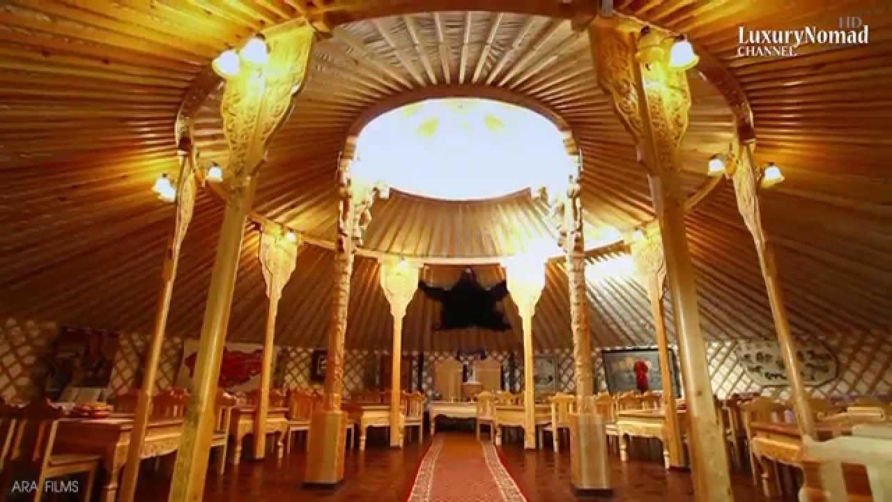 Luxury mongolia 100 best destinations comfort ger for Decor hotel ulaanbaatar mongolia