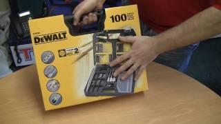 Dewalt DT9299 100 Piece Worksite Accessory Set