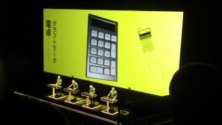 Kraftwerk - Pocket Calculator + Dentaku - Live in Copenhagen 2015