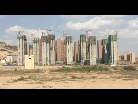 Forget China Ghost Town Stories!  It Simply Is A Real Estate Boom!