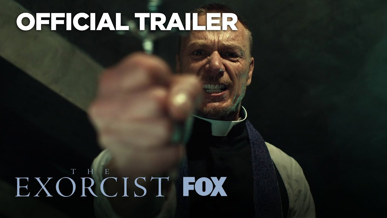 official trailer the exorcist youtube