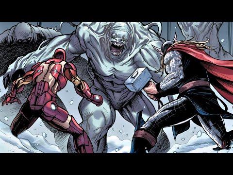 Avengers Assemble Animated Comic Dub 9