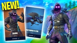 RAVEN *NEW* BEST SKIN !!! | 325+ WINS | FORTNITE BATTLE ROYALE | PS4 STREAM
