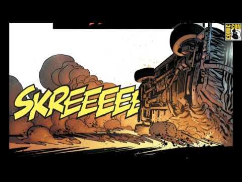 Dark Knight III  The Master Race  #2 p1