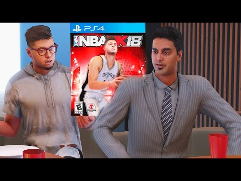 NBA 2k17 My Career - Made The Cover of NBA 2k18 Ep.32