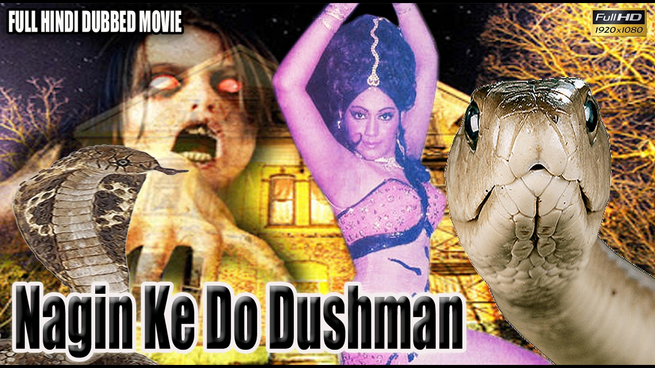 New Action Hindi Dubbed Movie Nagin Ke Do Dushman Asrani Jayshree Full Hd Movie