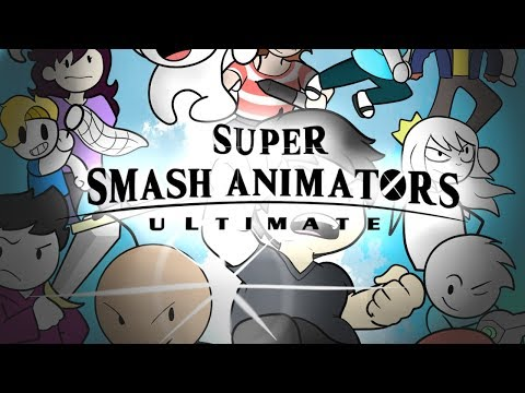 Super Smash Animators Ultimate thumbnail