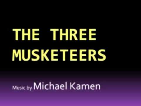 The Three Musketeers 03. D'Artagnan (Galliard and Air)