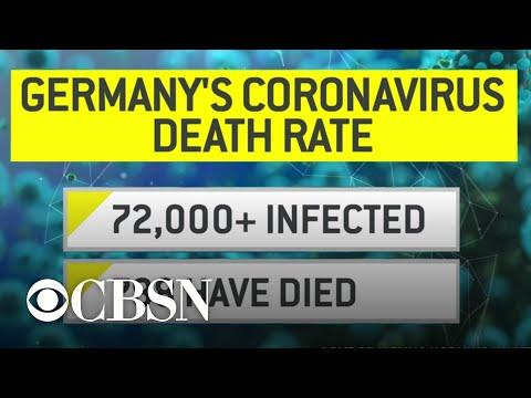 Germany's low coronavirus