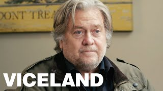 Full Interview: Steve Bannon Talks To The Impeachment Show