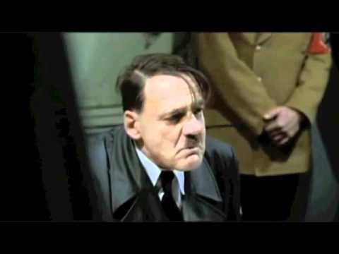 Hitler's Official Reaction to Blockbuster Being Bankrupt