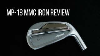 Mizuno MP-18 MMC Irons | Full Data & On Course Review