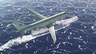 Boeing - P-8I Anti-Submarine Aircraft Combat Simulation [720p]