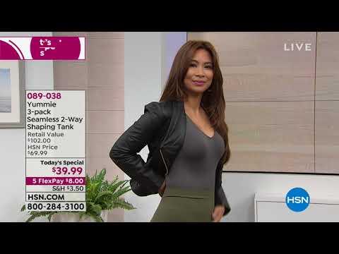 HSN | Yummie Shaping Fashions . http://bit.ly/2XriJuf