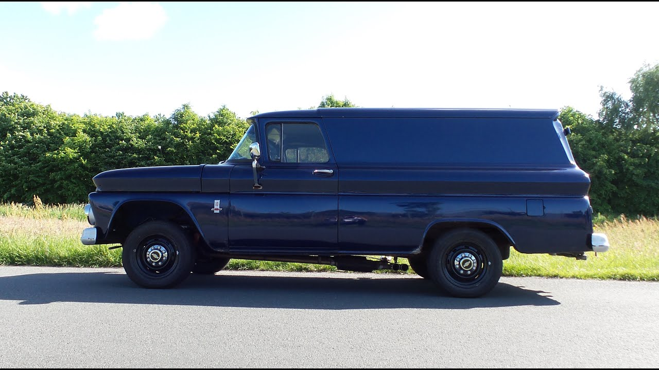 Classic Chevrolet Panel Truck for Sale on ClassicCarscom