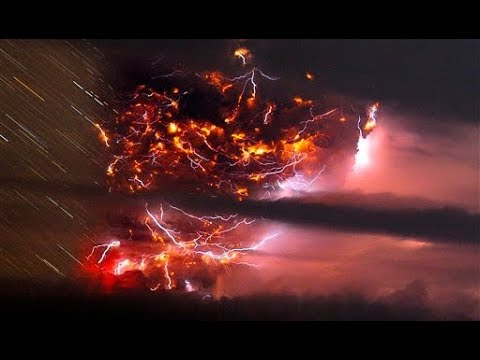 Five epic volcano eruptions caught on camera!