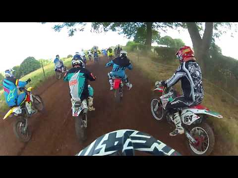 Hazley Grange - 15/07/2018 - Mx1 Seniors - Race 1 - Motocross - AMCA - GoPro