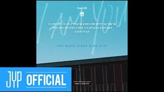 "Stray Kids 〈I am YOU〉  Inst. Lyric Card 3 ""편(My Side)"""