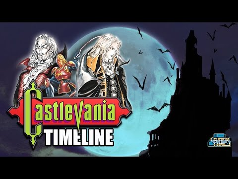 The Castlevania Timeline - CASUALLY Explained