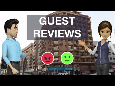 Dolphin Hotel Apartments | Reviews Real Guests. Real Opinions. Dubai, UAE