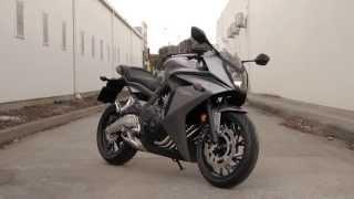 Bikelife Bike Review -  2014 Honda CBR 650F