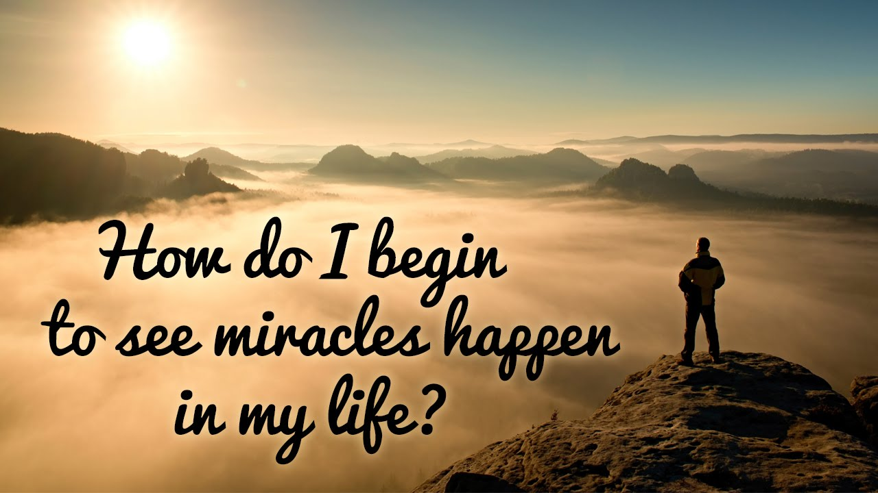 the miracle in my life I need one last miracle too now lord get me back my old life , my job , my blessing , wishes and respect from my family , the smiles and joy of my kids  i need a debt & sickness free life  lord help me please answer my prayer .