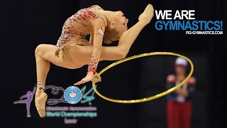 HIGHLIGHTS 2014 Rhythmic Worlds Izmir All around 1 12 We are Gymnastics