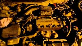 Раскоксовка двигателя Хонда, лавром