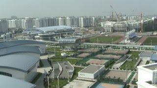 Туркменистан готовится к Азиаде(Через 500 дней в Туркменистане начнутся Пятые Азиатские игры в закрытых помещениях и по боевым искусствам...., 2016-05-05T05:37:53.000Z)