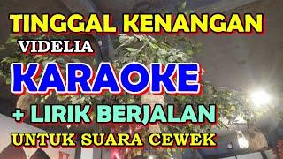 Download Video KARAOKE TINGGAL KENANGAN - VIDELIA MP3 3GP MP4