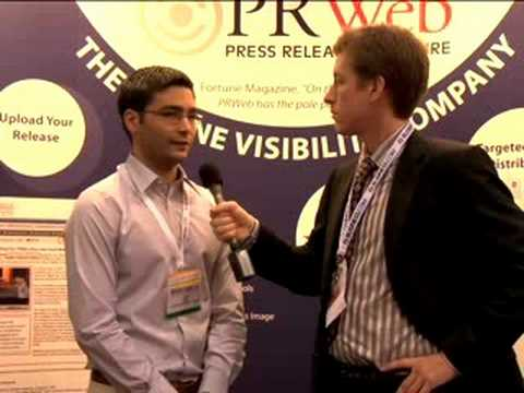 PRWeb NewsRoom Launch Preview with Jiyan Wei