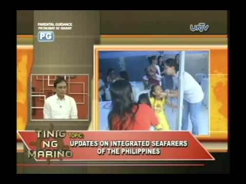 Updates on integrated seafarers of the Philippines
