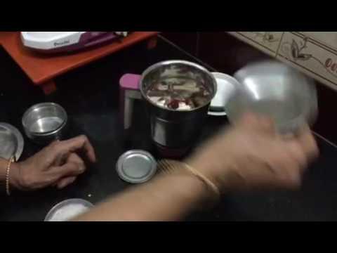 Srirangam Radhu-Ginger Pulee Chutney