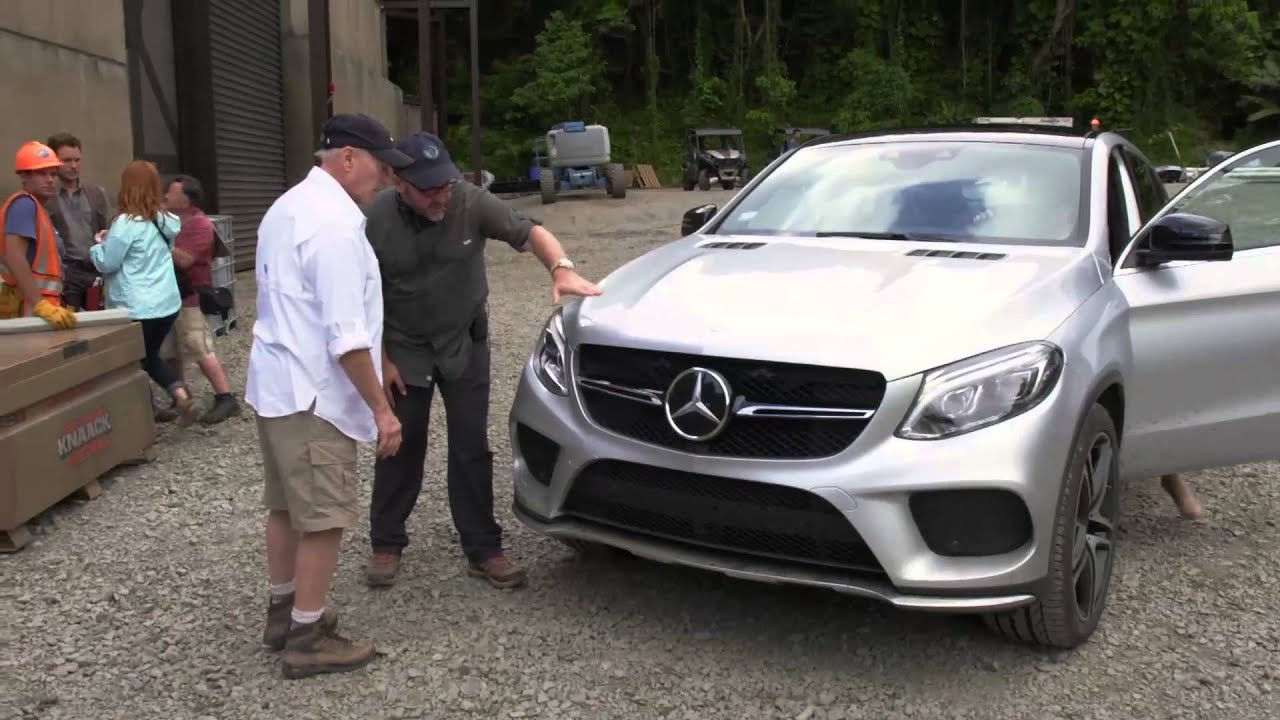 Mercedes Benz Gle Coupé The Making Of Juric World