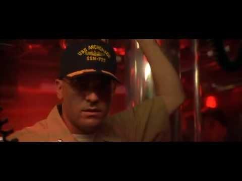 Godzilla - Submarine pursuit