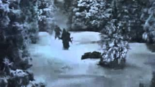 KWAIDAN - Snow Woman with Syntheisized soundtrack