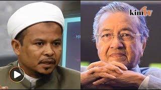 Dr M...takyah fikir politik kalau dah tua bangka nak dekat mati, kata Zamihan