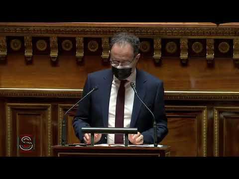 """Alain MARC : PLF 2021 - Mission """"Relations avec les collectivités territoriales"""""""