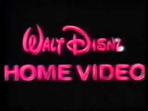 walt disney home video with pioneer ldc music youtube