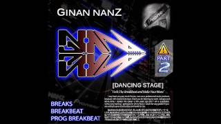 Zedd Ft. Foxes - Clarity (Ginan Nanz Breakbeat Remix)