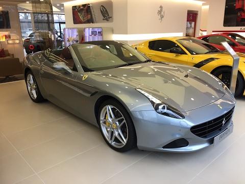 2017 Ferrari California T Exterior And Interior Review