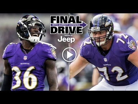 What Needs To Happen After First Round | Final Drive | Baltimore Ravens