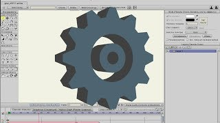 Создание и анимация 3D объектов в Аnime Studio Pro (Moho Pro)