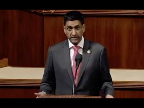 New Democratic Congressman goes viral with INCREDIBLE speech